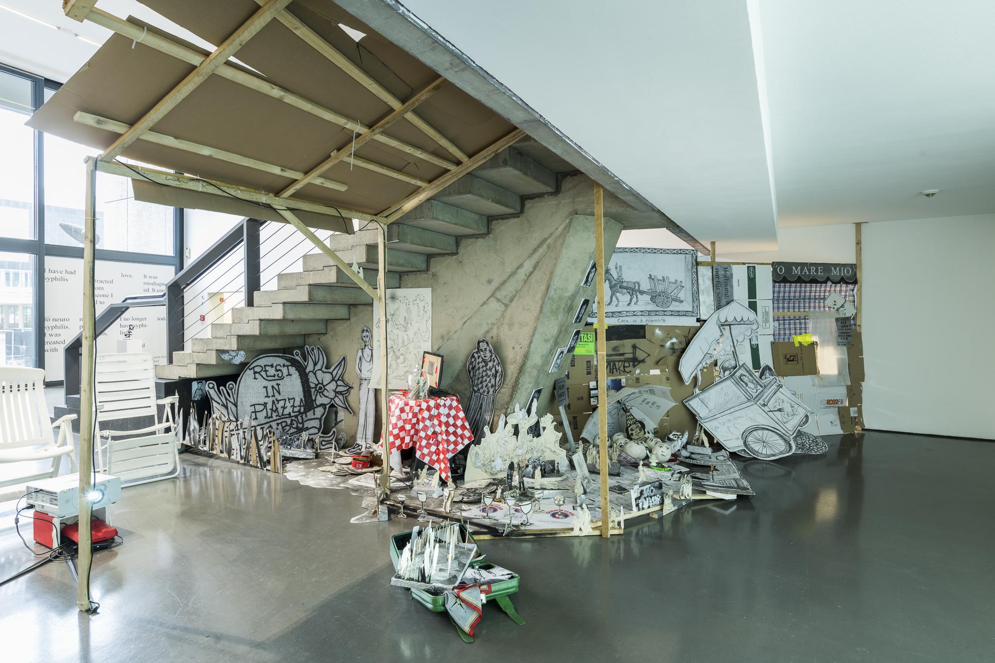 Kunsthalle Düsseldorf, Karl Schmidt-Roffluff Stipendium/Die Ausstellung 2019