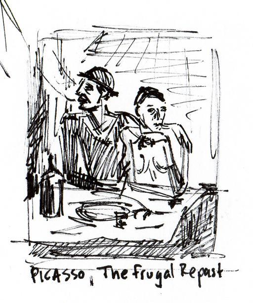 Frugal Repast